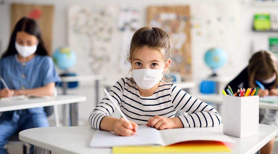 Rentrée scolaire 2020: les mesures sanitaires à adopter pour vos enfants!